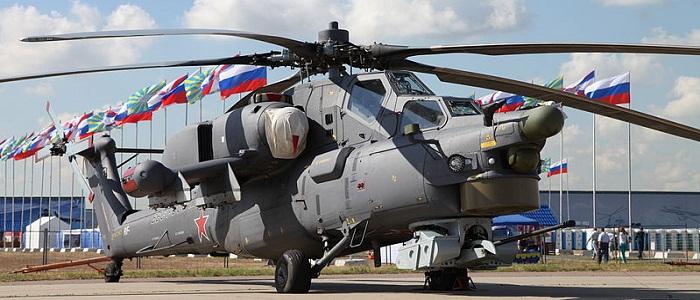 Mil Mi-28 (Havoc)