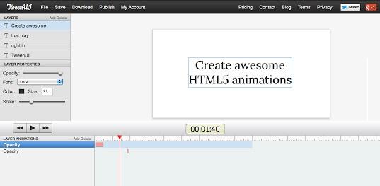 HTML5 Banner Maker