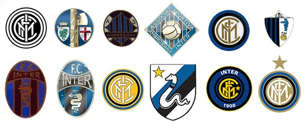 Logo Evolution of Biggest Football Clubs in the world - RankRed