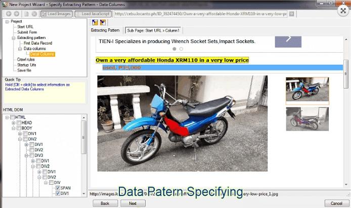 Easy Web Extract