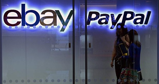 Ebay buys Paypal
