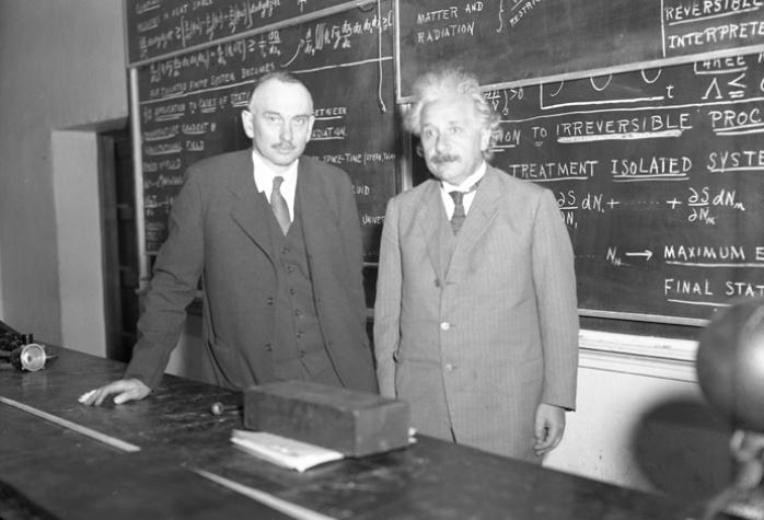 Tolman & Einstein
