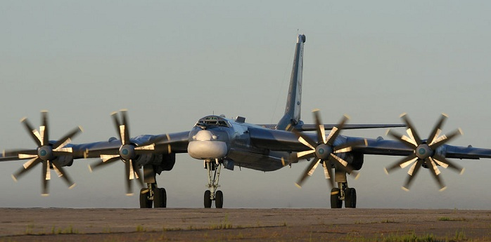 Tupolev-TU-95LAL