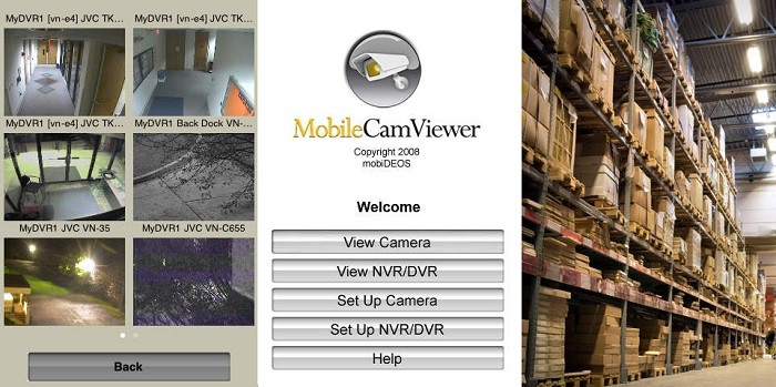 Mobile Cam Viewer