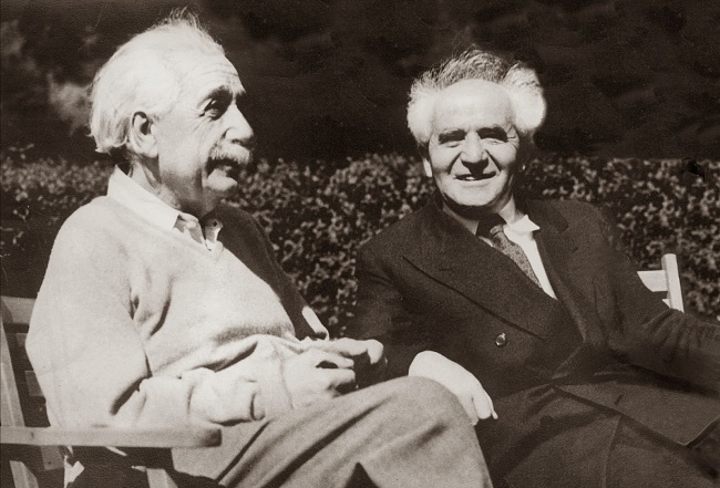 einstein-and-ben-gurion