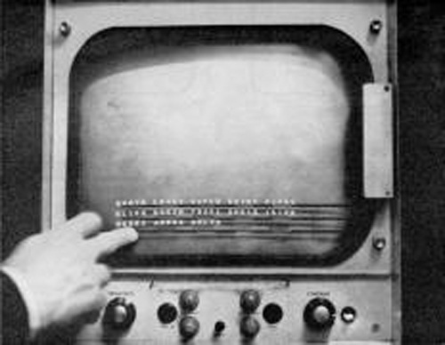 first-touchscreen