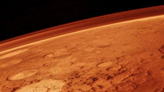 Atmosphere on Mars