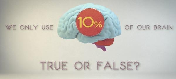 penggunaan otak