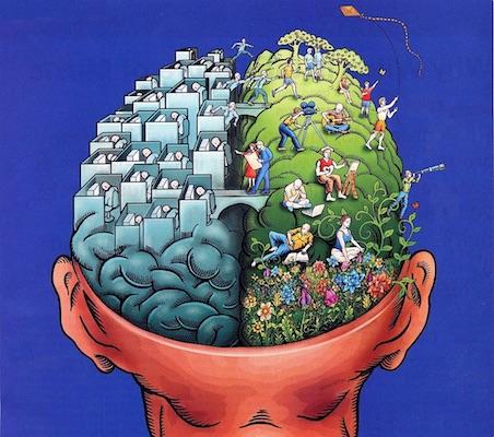 otak lelah