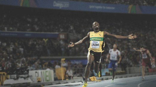 Fastest things - Usain Bolt 2011 World Championships
