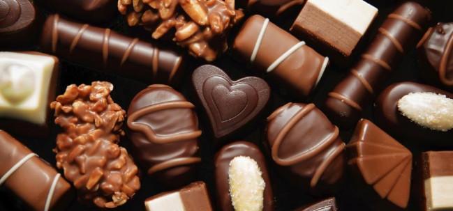 Chocolate experiment