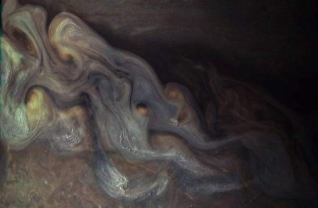 Jupiter's Clouds