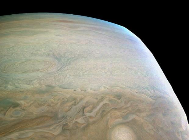 The Edge of Jupiter
