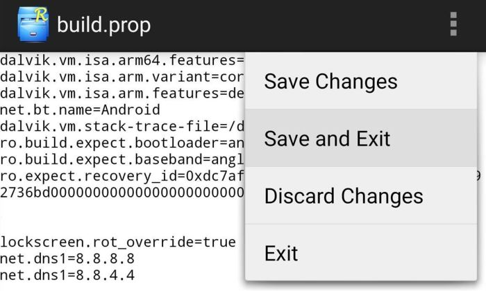 22 Useful Android Build Prop Tweaks For Better Experience | 2019