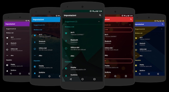 24 Substratum Theme To Give Your Android A New Look | 2019 Edition