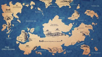 Remakes Of The World Map