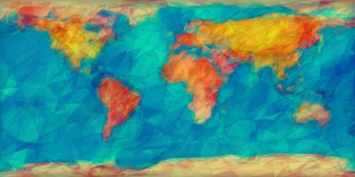 geometric world