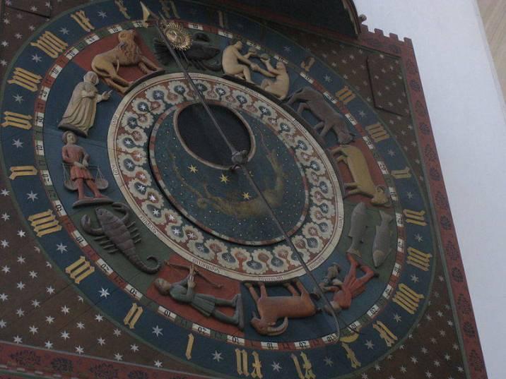 Gdańsk astronomical clock