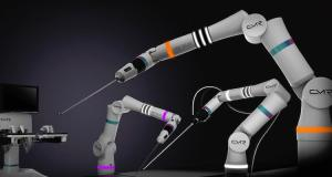 World's Smallest Surgical Robot