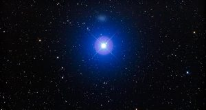 Star Spinning Fast