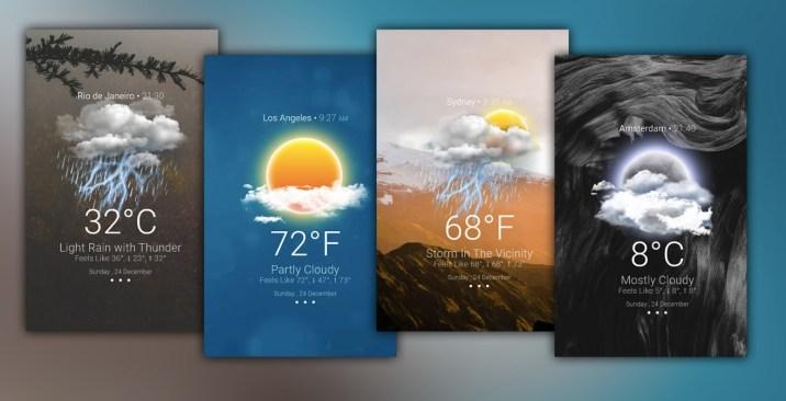 Elegant Weather