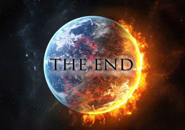 Pertanyaan Menarik dengan Jawabannya - Bumi terbakar