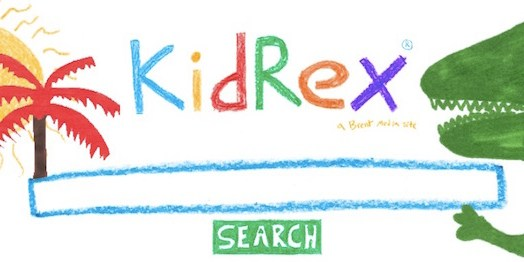 KidRex - alternative search engines