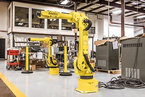 articulated robots