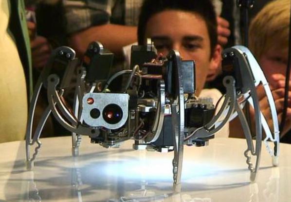hexa robots