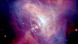 space facts pulsar