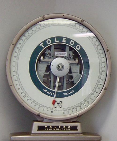 Toledo scale