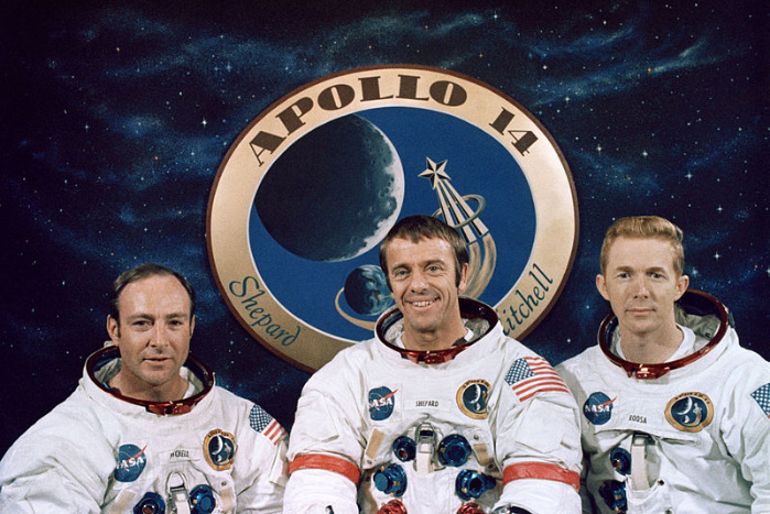 Apollo14 crew