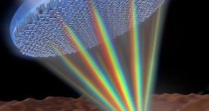 New Type of Lens - metalens