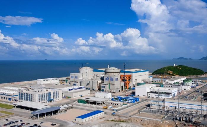 Ningde power plant