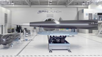 SpinLaunch Aims To A Use Large Catapult