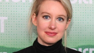 elizabeth holmes - Billionaires Who Are Now Broke