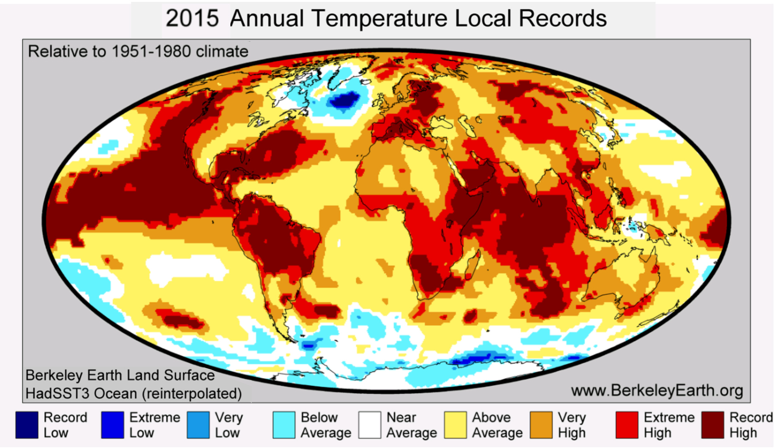 15 Facts About Global Warming That Show Climate Change Is