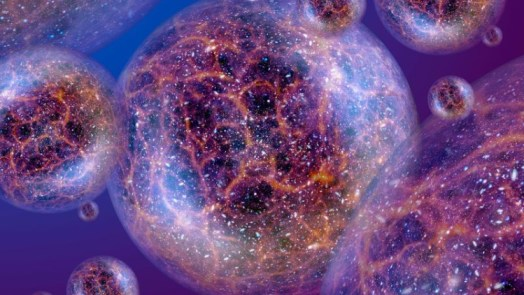 What's Outside The Universe