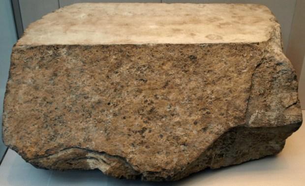 Casing stone