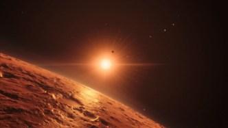 TRAPPIST-1 e | Earth-like planets