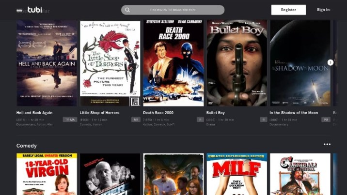 free movies and tv shows download sites