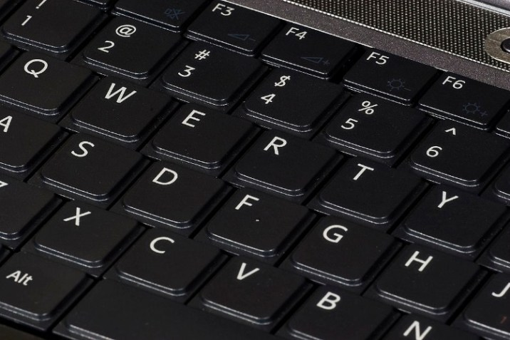 Laptop Sized keyboard