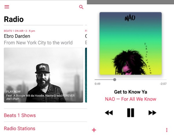 15 Best Music Player Apps For Android In 2019 - RankRed