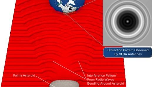 Measure The Asteroid - Palma