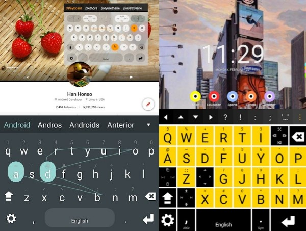12 Best Keyboard Apps For Android With Advanced Features Of