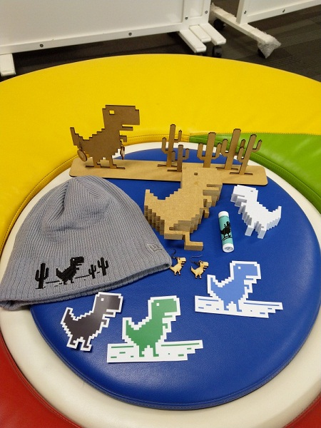 All You Need To Know About Chrome's Offline T-Rex Game - RankRed