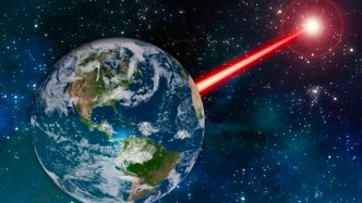 Laser Technology To Attract Aliens