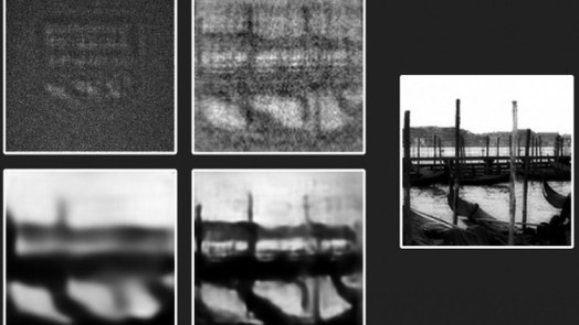 AI Reveal Invisible Objects in darkness