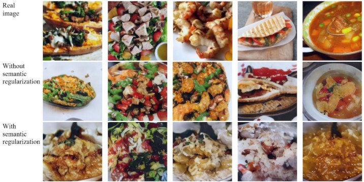 AI Generates Images Of Finished A Meal