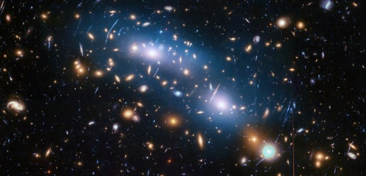 How Dark Matter Is Distributed in space